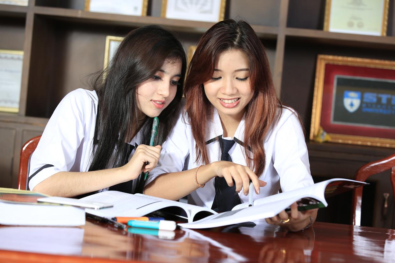 STI Myanmar University
